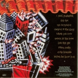 Crowded House - Temple of Low Men, Back cover