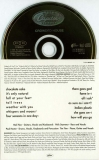 Crowded House - Woodface, Inner Sleeve (the other side is plain white)
