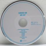 Curved Air - Air Cut, CD