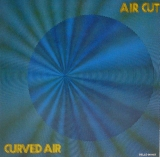 Curved Air - Air Cut, Front Cover