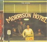 Doors (The) - Morrison Hotel +10, Front cover no obi