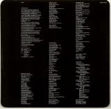 Bush, Kate - The Dreaming, Inner Lyric Disc Sleeve - side1
