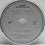 Accept - Restless & Wild, CD