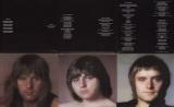 Emerson, Lake + Palmer - Brain Salad Surgery, Open poster back