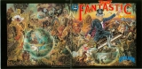 John, Elton - Captain Fantastic and The Brown Dirt Cowboy (+3), Open gatefold cover