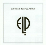 Emerson, Lake + Palmer - Emerson, Lake and Palmer, Emerson, Lake and Palmer - 1999 Series - front