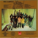 Clapton, Eric - Eric Clapton, Back cover