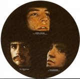 Grand Funk Railroad - E Pluribus Funk, Front of round card w/o square backing
