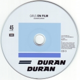 Duran Duran - The Singles 81-85 Boxset, CD3 [Disc]