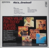 Gracious - This Is, Back Cover