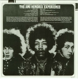 Hendrix, Jimi - Are You Experienced (UK) +6, US Back cover