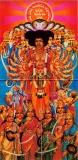 Hendrix, Jimi - Axis: Bold As Love, Gatefold open (sideways)