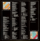 10cc - Bloody Tourists (+3), Inner Lyric Sleeve - side 1