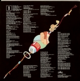 10cc - How Dare You (+3), Inner Lyric Sleeve - side1