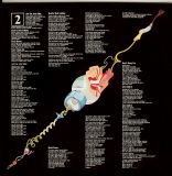 10cc - How Dare You (+3), Inner Lyric Sleeve - side2