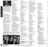 Cougar Mellencamp, John - Scarecrow (+1 bonus track), Back sleeve