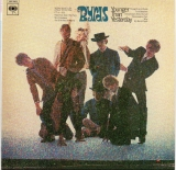 Byrds (The) - Younger Than Yesterday (+14), Front sleeve