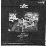 Byrds (The) - The Notorious Byrd Brothers (+13), Back sleeve