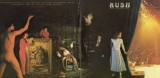 Rush - Sector 2, Front & Back gatefold sleeve