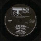 Vinyl Label (Side B)