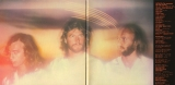 Bee Gees : Spirits Having Flown  : Inside gatefold sleeve