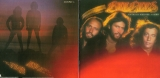 Bee Gees : Spirits Having Flown  : Outside gatefold sleeve