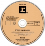 Bee Gees : Spirits Having Flown  : Cd