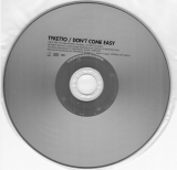 Tyketto : Don't Come Easy : Cd