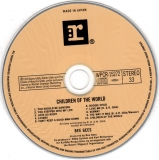 Bee Gees : Children Of The World  : Cd