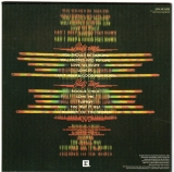 Bee Gees : Children Of The World  : Back sleeve
