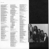 Henley, Don - The End of The Innocence, Inner sleeve side one