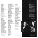 Henley, Don - The End of The Innocence, Inner sleeve side two