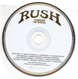 Rush - Sector 1, Cd
