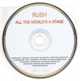 Rush - Sector 1, Cd