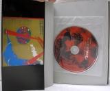 Inside book + CD