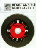 Jarrett, Keith - Death and The Flower, CD, cloth type inner sleeve, Japanese insert
