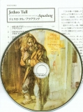 Jethro Tull - Aqualung +6, CD and inserts