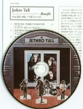 Jethro Tull - Benefit (UK version) +4, CD and inserts