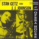 Getz, Stan + Johnson, JJ - At The Opera House,
