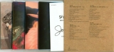 Mitchell, Joni - The Complete Geffen Recordings Box, Back of box with CDs and thick booklet