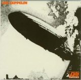 Led Zeppelin - Led Zeppelin, Promo cover from box set with no obi
