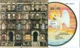 Led Zeppelin - Physical Graffiti, Side loading inner sleeve, CD and insert