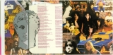 Open gatefold with centre loading inserts