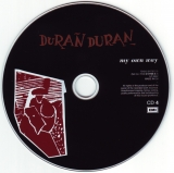 Duran Duran - The Singles 81-85 Boxset, CD4 [Disc]
