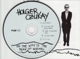 Czukay, Holger : On The Way To The Peak Of Normal : CD & Japanese booklet