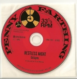 Octopus - Restless Night +4, CD