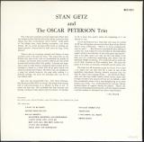 Getz,Stan - Stan Getz and The Oscar Peterson Trio,