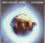 Jarre, Jean Michel - Oxygene, Cover Front
