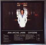 Jarre, Jean Michel - Oxygene, Cover Back