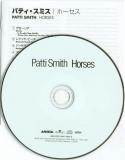 Smith, Patti - Horses +1, CD an insert